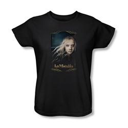Les Miserables - Womens Cosette T-Shirt