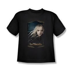 Les Miserables - Big Boys Cosette T-Shirt