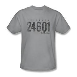 Les Miserables - Mens Prisoner T-Shirt