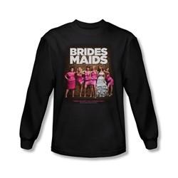 Bridesmaids - Mens Poster Longsleeve T-Shirt