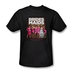Bridesmaids - Mens Poster T-Shirt