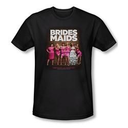 Bridesmaids - Mens Poster Slim Fit T-Shirt