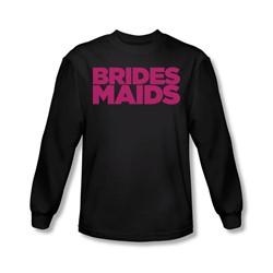 Bridesmaids - Mens Logo Longsleeve T-Shirt