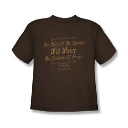 Les Miserables - Big Boys Martyrs T-Shirt