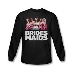 Bridesmaids - Mens Maids Longsleeve T-Shirt