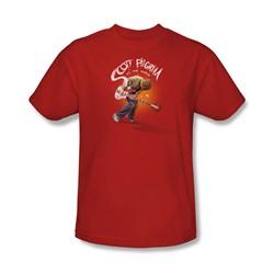 Scott Pilgrim - Mens Scott Poster T-Shirt