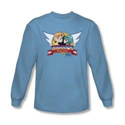 Scott Pilgrim - Mens Sonic Scott Longsleeve T-Shirt