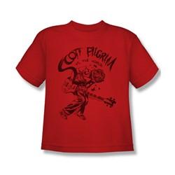 Scott Pilgrim - Big Boys Rockin T-Shirt