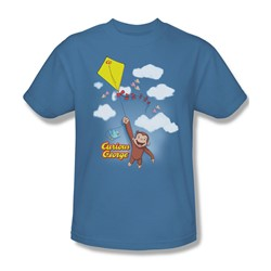 Curious George - Mens Flight T-Shirt