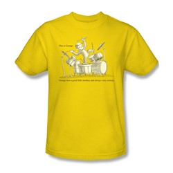 Curious George - Mens This Is George T-Shirt