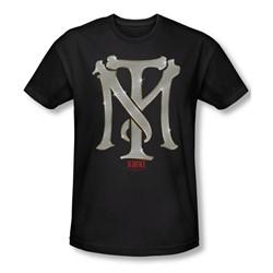 Scarface - Mens Tm Bling Slim Fit T-Shirt