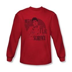 Scarface - Mens Truth Longsleeve T-Shirt