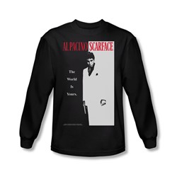 Scarface - Mens Classic Longsleeve T-Shirt