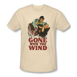 Gone With The Wind - Mens My Hero Slim Fit T-Shirt