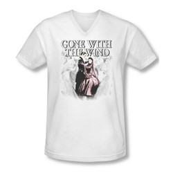 Gone With The Wind - Mens Dancers V-Neck T-Shirt