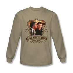 Gone With The Wind - Mens Kissed Longsleeve T-Shirt