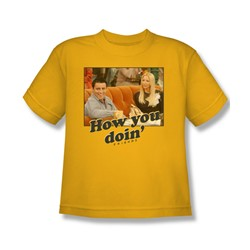 Friends - Big Boys How You Doin T-Shirt