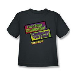 Warheads - Little Boys Face Your Challenge T-Shirt