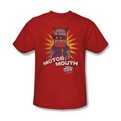 Dubble Bubble - Mens Motor Mouth T-Shirt