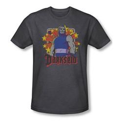 Dc - Mens Darkseid Stars T-Shirt