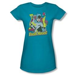 Dc - Juniors Fresh Moves Sheer T-Shirt