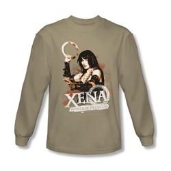 Xena - Mens Princess Longsleeve T-Shirt