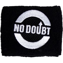 No Doubt - London Terry Wrist Cuff Wrist Cuff In Black