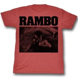 Rambo - Mens Rambo Marine T-Shirt