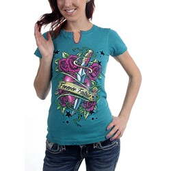 Sinful - Womens Ink Shop T-Shirt