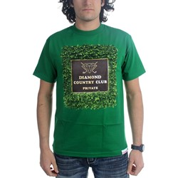 Diamond Supply Co. - Mens Private Country Club T-Shirt