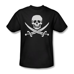 Jolly Roger - Mens T-Shirt In Black
