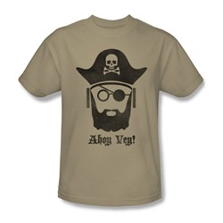 Ahoy Vey - Mens T-Shirt In Sand