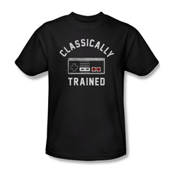 Classically Trained - Mens T-Shirt In Black