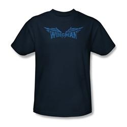Wingman - Mens T-Shirt In Navy
