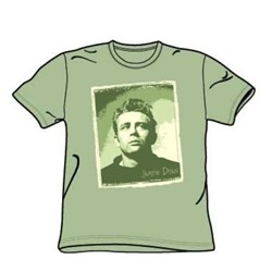 Dean - Weary - Adult Wasabi S/S T-Shirt For Men