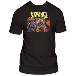 Marvel - Dr. Strange Fitted Jersey S/S T-Shirt in Black