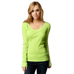 Fox - Womens Hesitate Long Sleeve T-Shirt