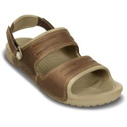 Crocs - Mens  Yukon Two strap Sandal