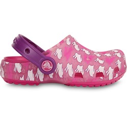 Crocs - Girls   Chameleons Bunny Clog
