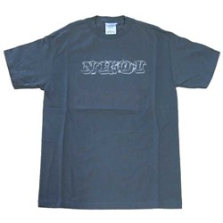 NHOI - Never Heard of It - Grey Fader T-shirt