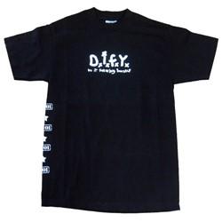 NHOI - Never Heard of It - D.I.F.Y. T-shirt