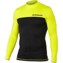 Quiksilver - Mens Chop Block Long Sleeve Surf T-Shirt