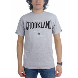 Crooks & Castles - Mens Crookland T-Shirt