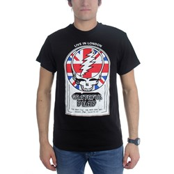 Grateful Dead - Mens Grateful Dead Live! T-Shirt
