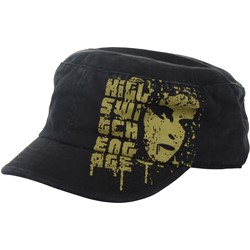 Killswitch Engage - Beat Up Cadet Hat In Black