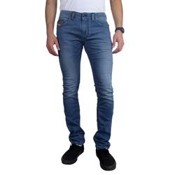 Diesel - Mens Thavar Joggjeans Skinny Jeans, Color: 0606C