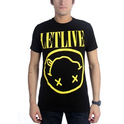 Letlive - Mens Nirvana T-Shirt