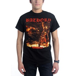 Bathory - Mens Hammerheart T-Shirt