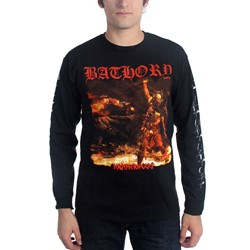 Bathory - Mens Hammerheart Longsleeve Shirt