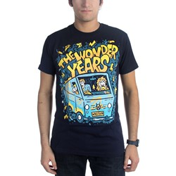 The Wonder Years - Mens Scooby Van T-Shirt